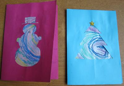 открытки с окошками