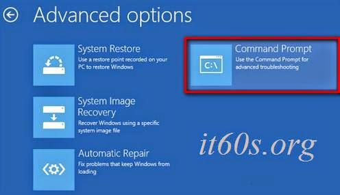 Cách khắc phục lỗi Refresh trên windows 8 5