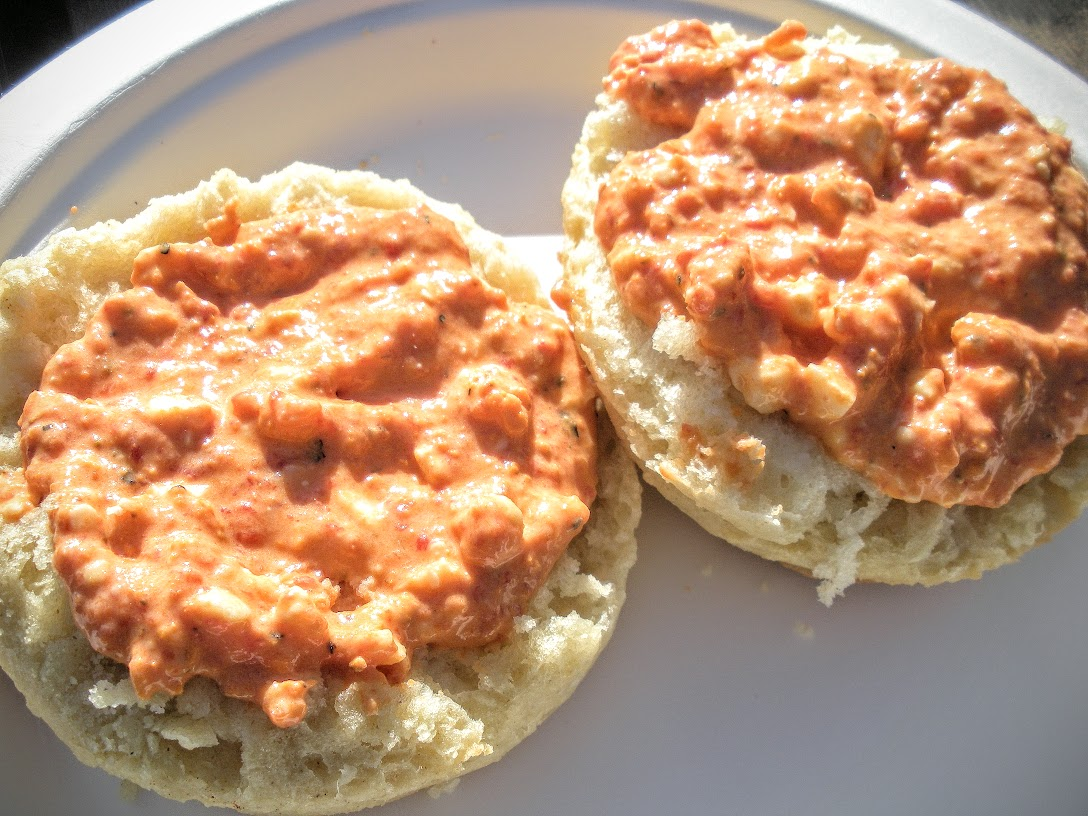 Pine State Biscuit, Portland Oregon, biscuit sandwich