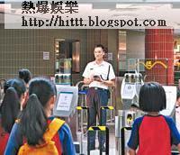 入境處近年增設「學童e道」,方便跨境學童出入境上學。