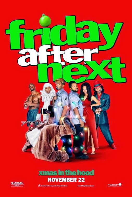 Poster Of Friday After Next (2002) Full Movie Hindi Dubbed Free Download Watch Online At Alldownloads4u.Com