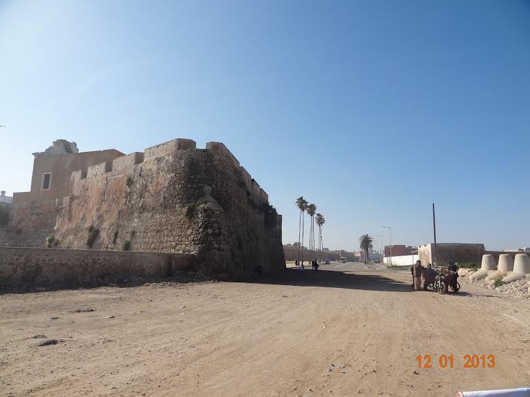 marrocos - Marrocos e Mauritãnia a Queimar Pneu e Gasolina DSC05393