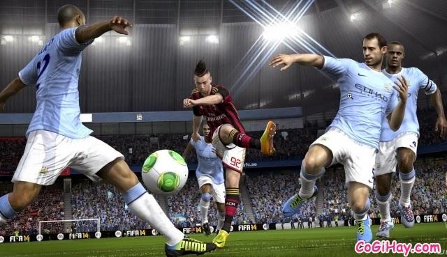 chơi game fifa online 3