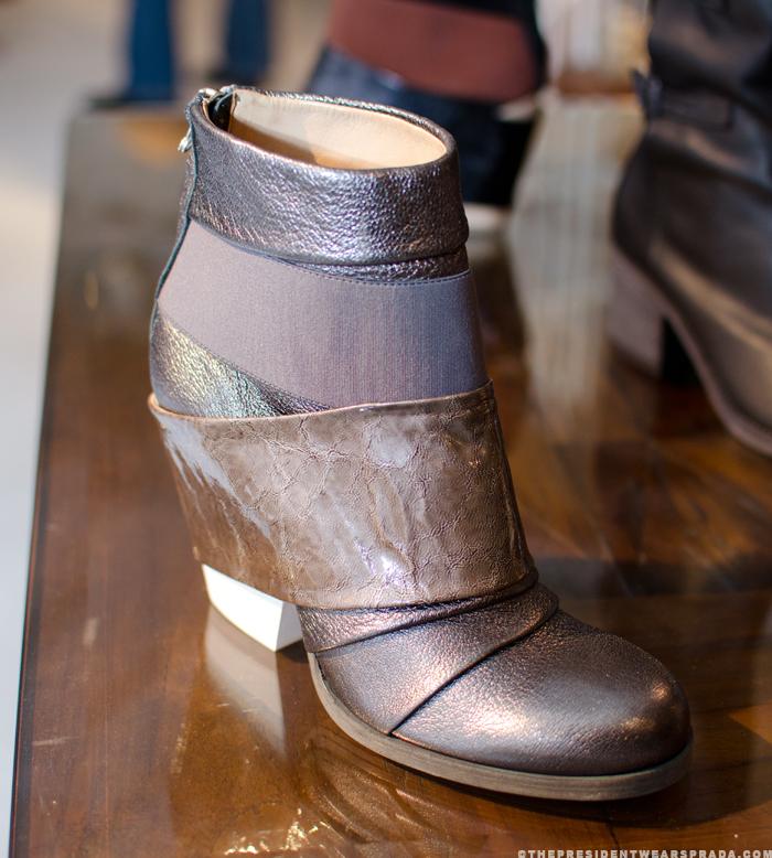VPL shoe at Muleh