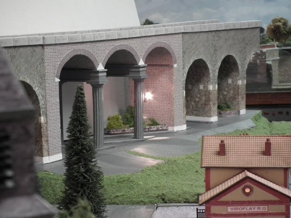Mali klub željezničkih modelara u Francuskoj ARCADES+%252850%2529