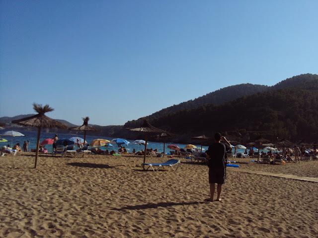 Cala Llonga - Las mejores calas y playas de Ibiza
