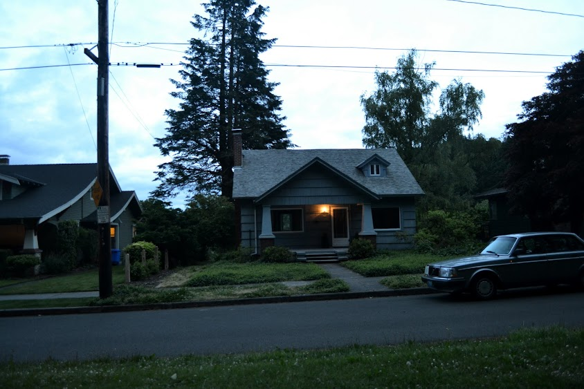 Дом Монро из сериала Гримм. Портленд, штат Орегон (The House of Monroe. Grimm. Portland, Oregon)