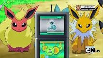 ¡El equipo Eevee y la brigada de rescate Pokémon!