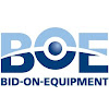 Bid on Equipment