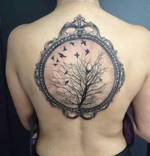 Tattoo Woman Tree: 58 Coolest Tree Tattoos Designs And Tips For Males And