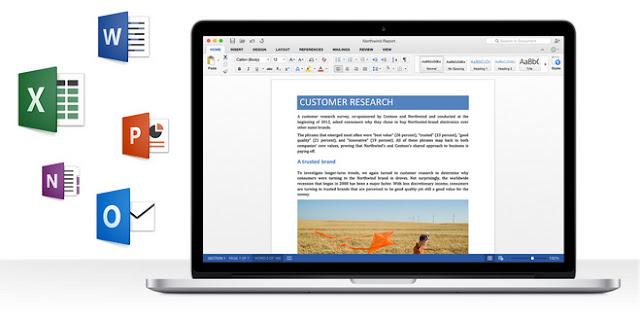 Microsoft office 2016 mac ujicoba adham somantrie - Pack office pour mac gratuit ...