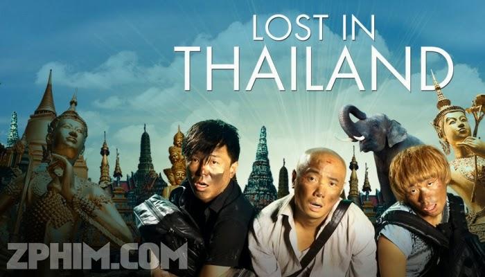 Ảnh trong phim Lạc Lối Ở Thái Lan - Lost in Thailand 1