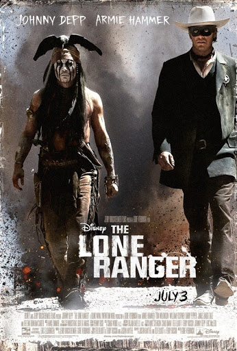 The Lone Ranger official site