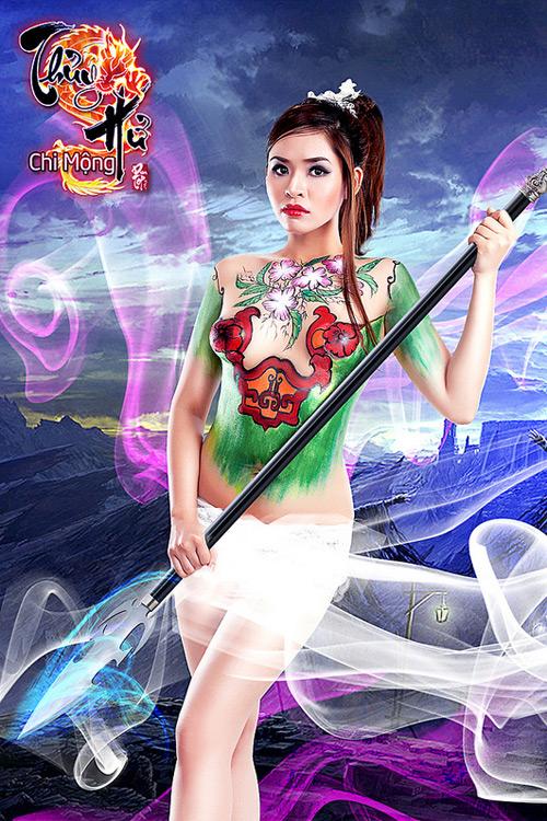 Thủy Hử Chi Mộng tung cosplay chào sân làng game Việt 1