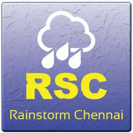 Rainstorm Chennai