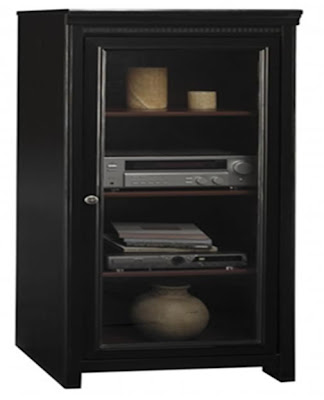 Bush Stanford Audio Cabinet.AD53940