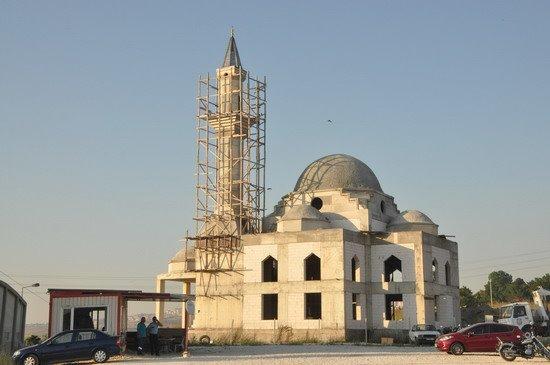 Ali Rıza Efendi Camii
