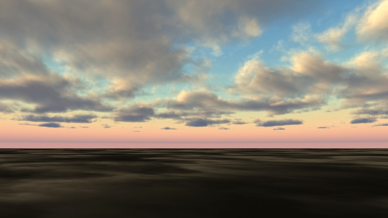 Lightwave clouds top quality [Archive] - NewTek Discussions