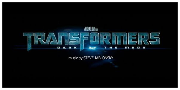 Transformers: Dark of the Moon (Soundtrack) by Steve Jablonsky (Review)