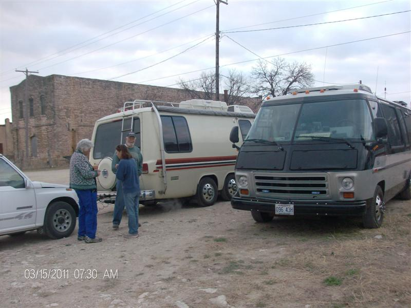 Gmc Motor Home Travel With Teri And Dan Rollin Rollin