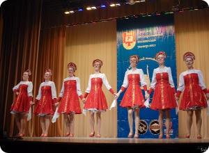 """Танцевальный конкурс """"Танец - душа моя"""""""