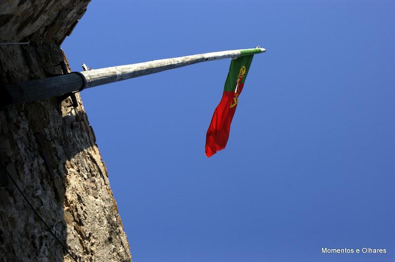 Bandeira de Portugal, Castro Marim, Castelo