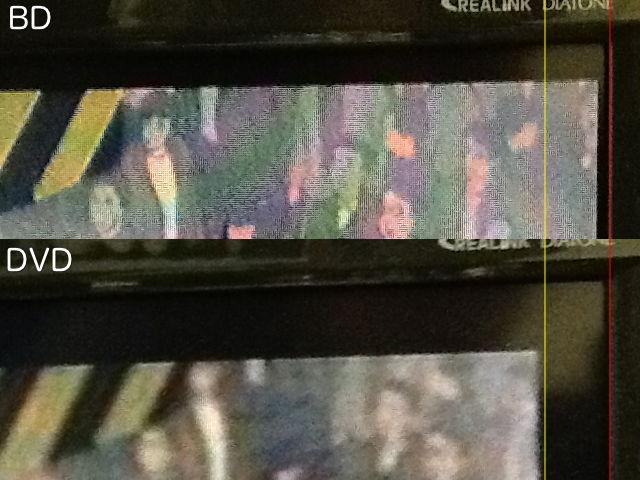 【人狼 JIN-ROH】廉価版ブルーレイは左右の額縁がなくなった待望の完成品