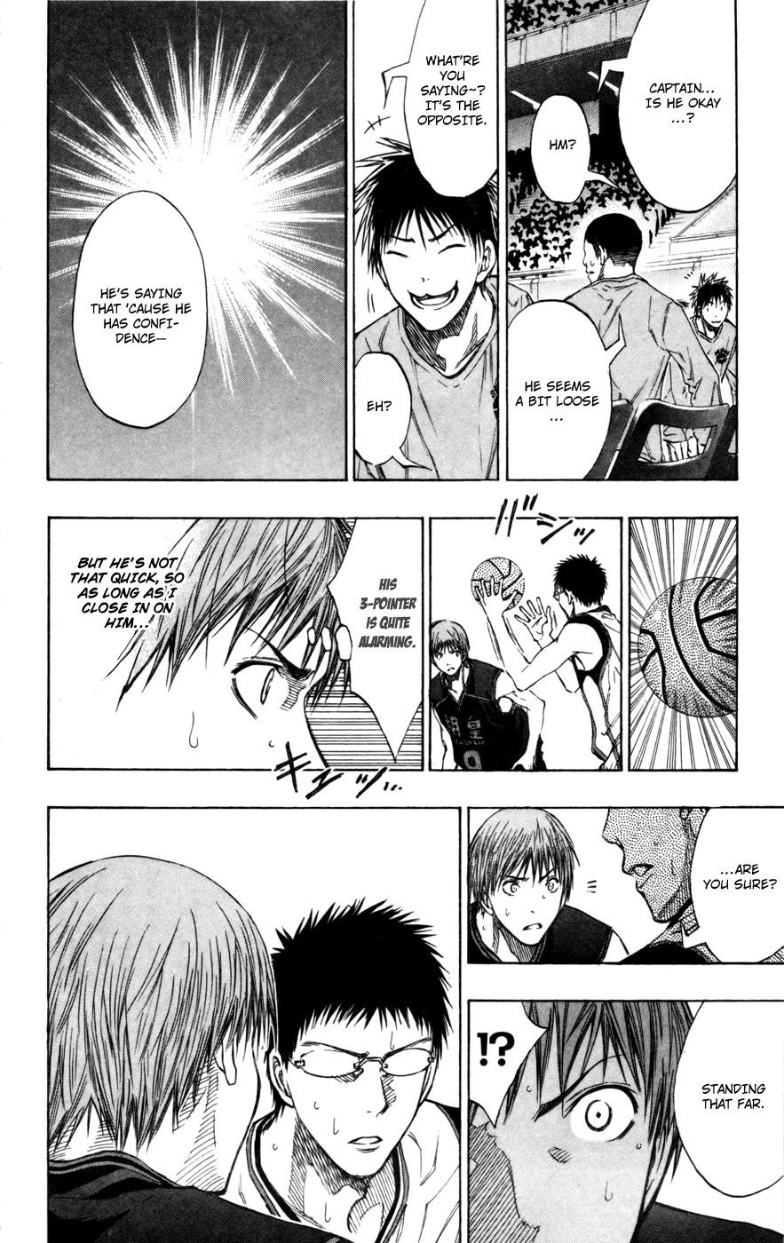 Kuroko no Basket Manga Chapter 117 - Image 3_182