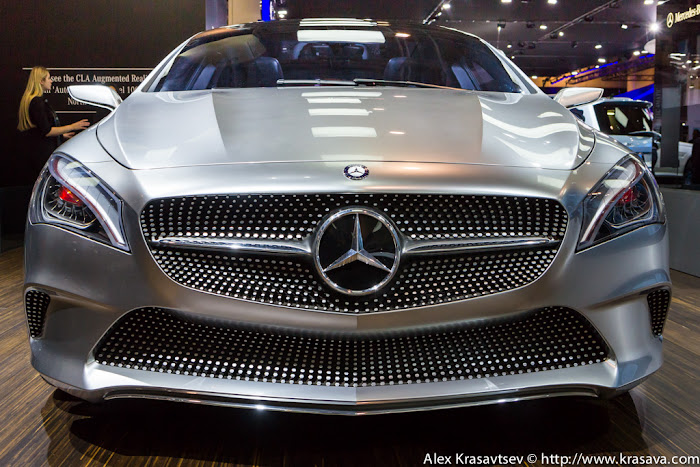 Mercedes - Concept Style Coupe