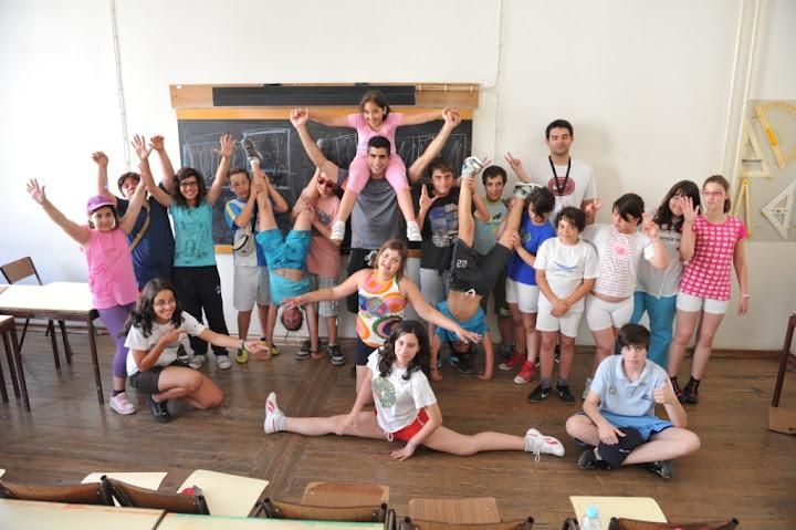 Miúdos preparam-se para mais um Verão Desportivo em Lamego