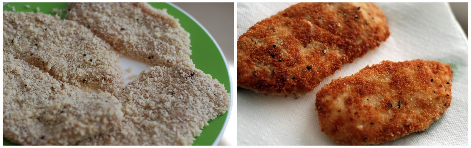 how to cook kingfish cutlets