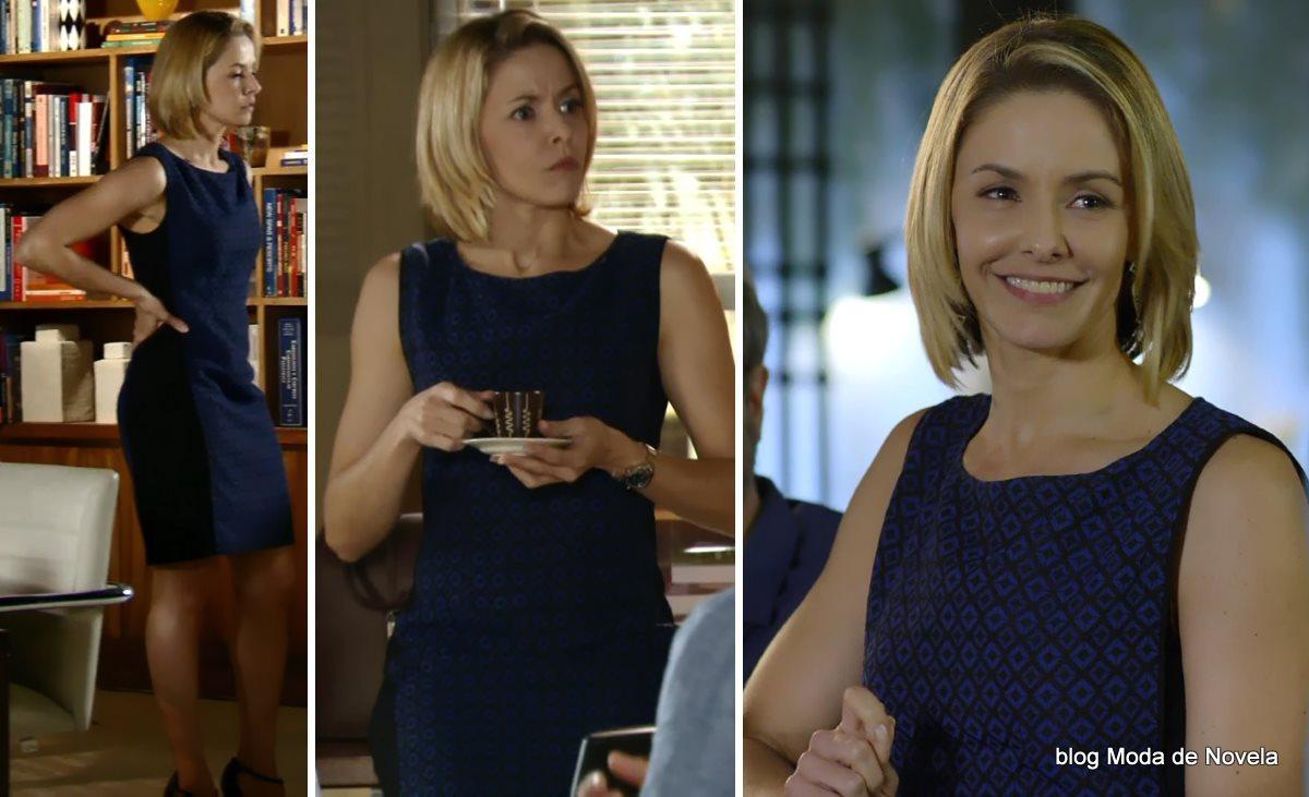 moda da novela Em Família - look da Silvia dia 14 de junho