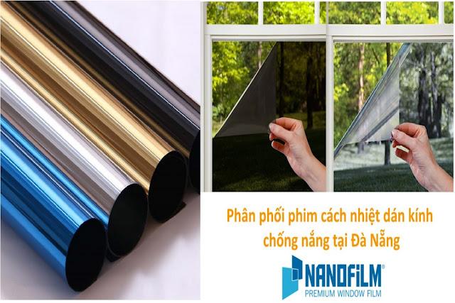 Decal dán kính chống nắng chính hãng Hàn Quốc ở Đà Nẵng giá 130 000đ/m2