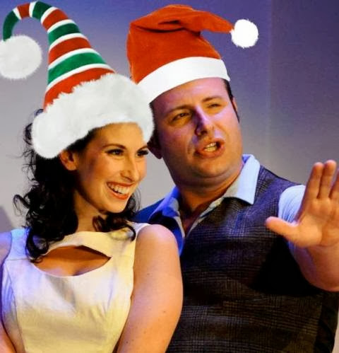 Natalie and Shawn - Taste of Christmas Cabaret