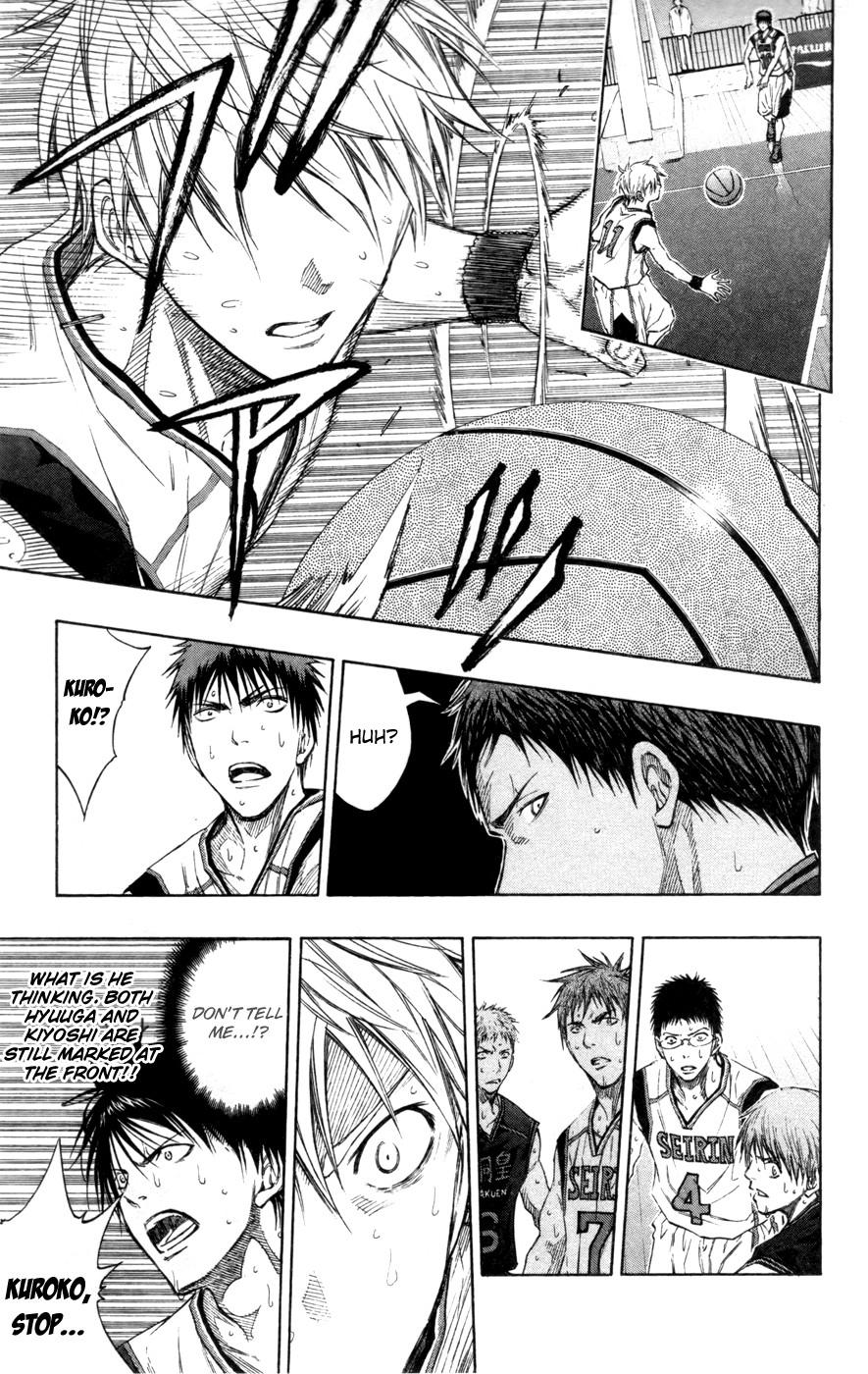 Kuroko no Basket Manga Chapter 120 - Image 5