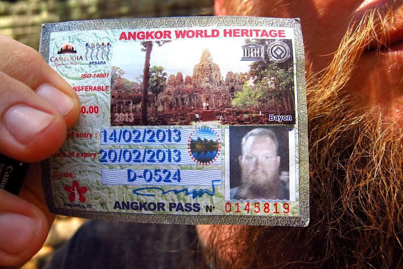 Beard pass