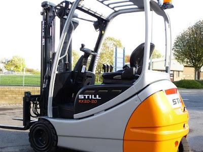 Battery Forklift 1.5 - 2.0 tons