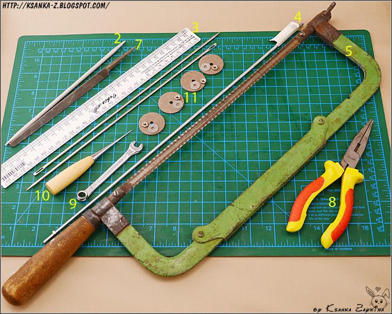 Крепление лап игрушки на шпильке, амигуруми, вязаные игрушки, крепление конечностей