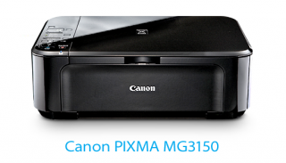 download Canon PIXMA MG3150 printer's driver