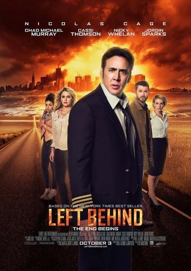 Left Behind - Những kẻ sống sót