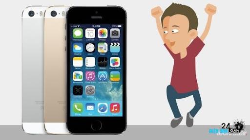 5 điểm đáng yêu và đáng ghét trên iPhone 5S - DIENANH24G 5 điểm đáng yêu và đáng ghét trên iPhone 5S