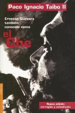 portada del libro biografía del che guevara por Paco Ignacio Taibo 2