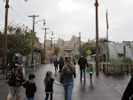 Cars Land - today RSR was open