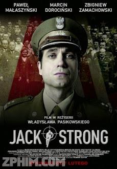 Đặc Vụ Jack - Jack Strong (2014) Poster