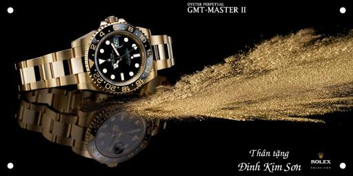 Cửa hàng thu mua đồng hồ đeo tay xịn