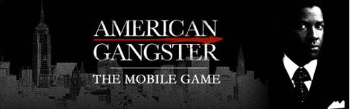 American Gangster [By Gameloft] AMG1