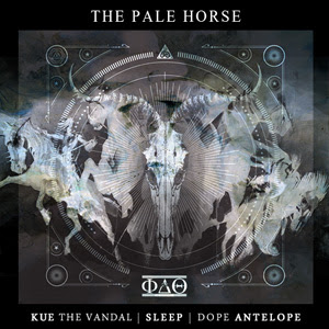 Kue The Vandal, Sleep & Dope Antelope - The Pale Horse EP
