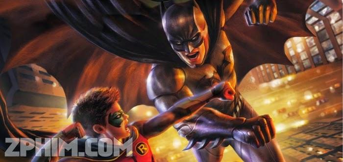 Ảnh trong phim Người Dơi Đối Đầu Robin - Batman vs Robin 1