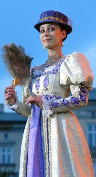 Romana Agnel Cracovia Danza