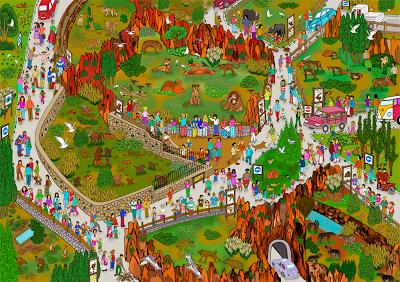 Parque de Cabarceno Linces